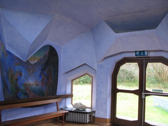 Collot d'Herbois mural