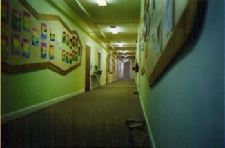 Corridor transition