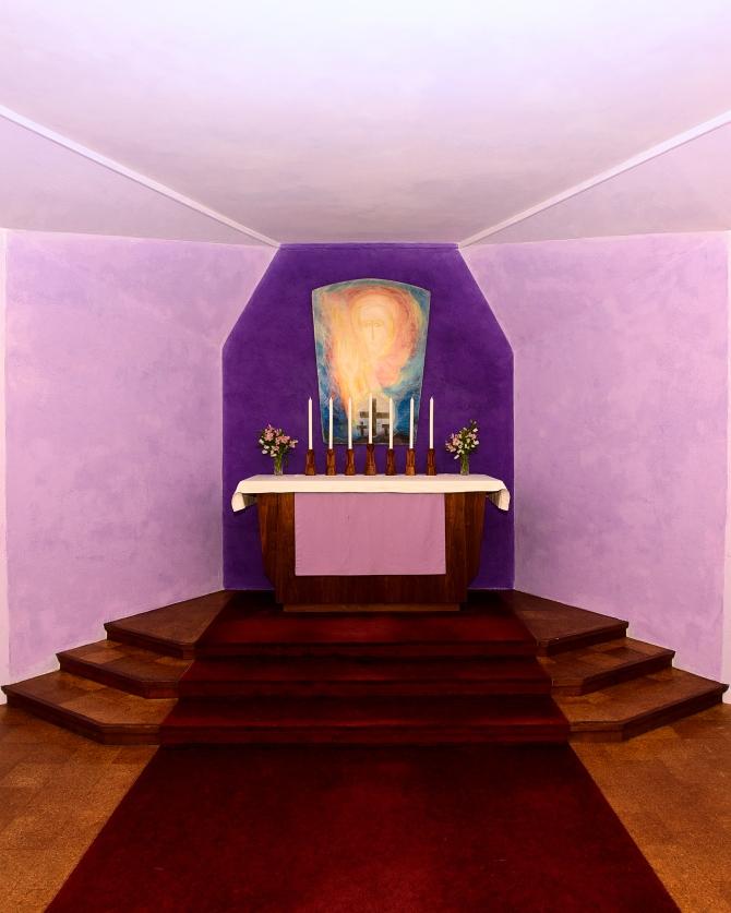 chapel, NYC